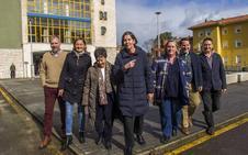 La nueva rectora de la UIMP reúne en Santander a su equipo de gobierno