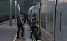 La avería de un mercancías corta el tráfico ferroviario entre Aguilar de Campoo y Palencia durante cinco horas