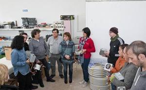 La Escuela Taller mejorará el museo del Real Astillero de Guarnizo
