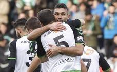 Barral recuerda el oficio de delantero