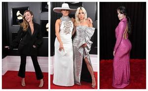 Los Grammy, fusión perfecta de música y moda
