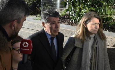 Ignacio González: «El único espionaje que conozco es del que yo fui objeto»