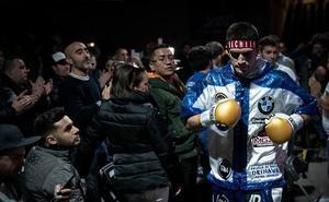 Jon Miguez se hace con el cinturón de Campeón del Mundo Júnior Welter