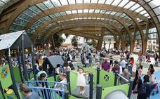 Los ciudadanos quieren para el Manuel Barquín un parque más accesible, natural y conectado con la ciudad