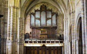 Niceto Begoña, histórico organista