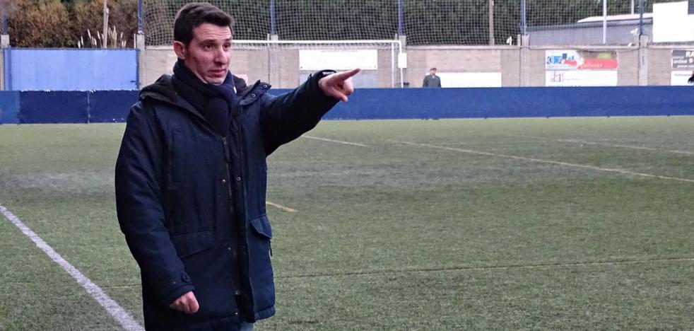Raúl Pérez: «La afición fue una de las claves para que aceptara entrenar al Charles»
