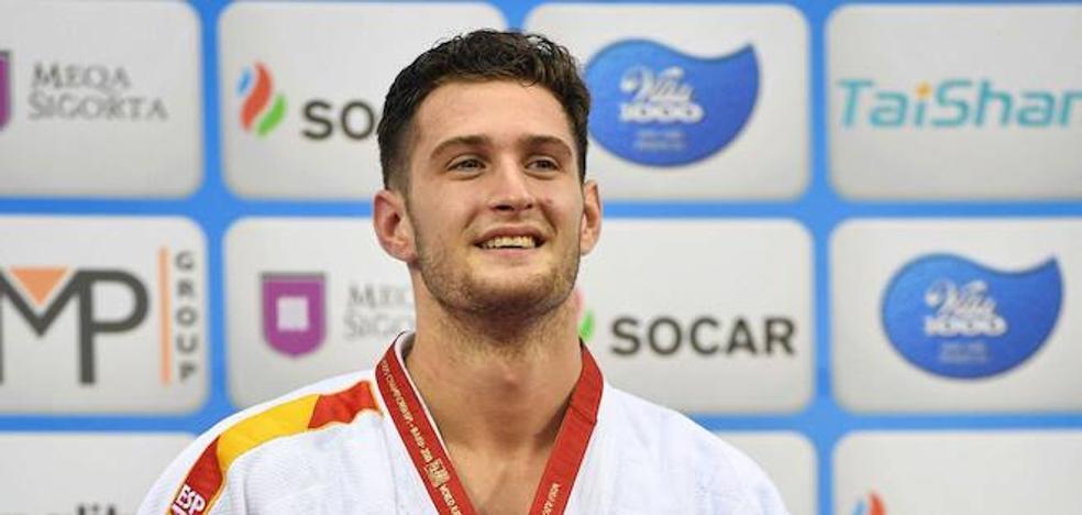 Niko Sherazadishvili sigue acumulando premios