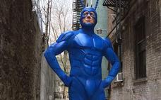 'The Tick', un superhéroe tonto y torpe