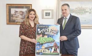 José Mota será el pregonero de las fiestas de San José en El Astillero