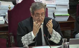 La Fiscalía argumenta con dureza que el 'procés' obedeció a un plan «violento y rebelde»