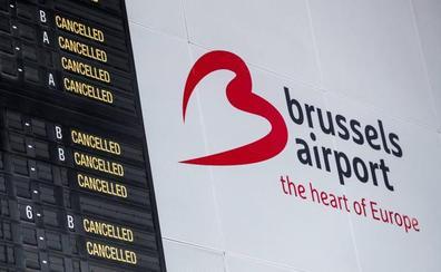 Suspendida la conexión aérea con Bélgica por la huelga