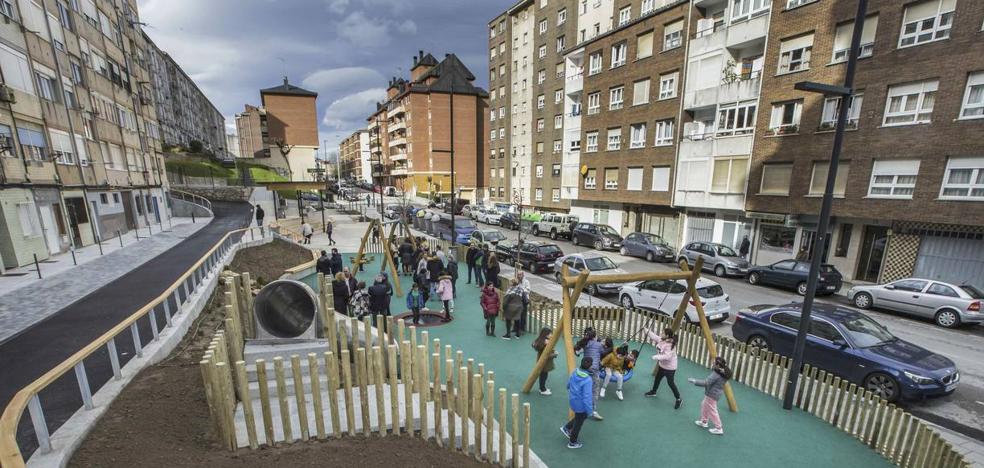 Santander destinará 355.000 euros para crear y mejorar una decena de parques