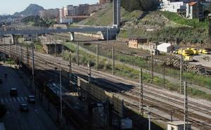 La pavimentación de los terrenos ferroviarios liberados en Santander empezará en marzo