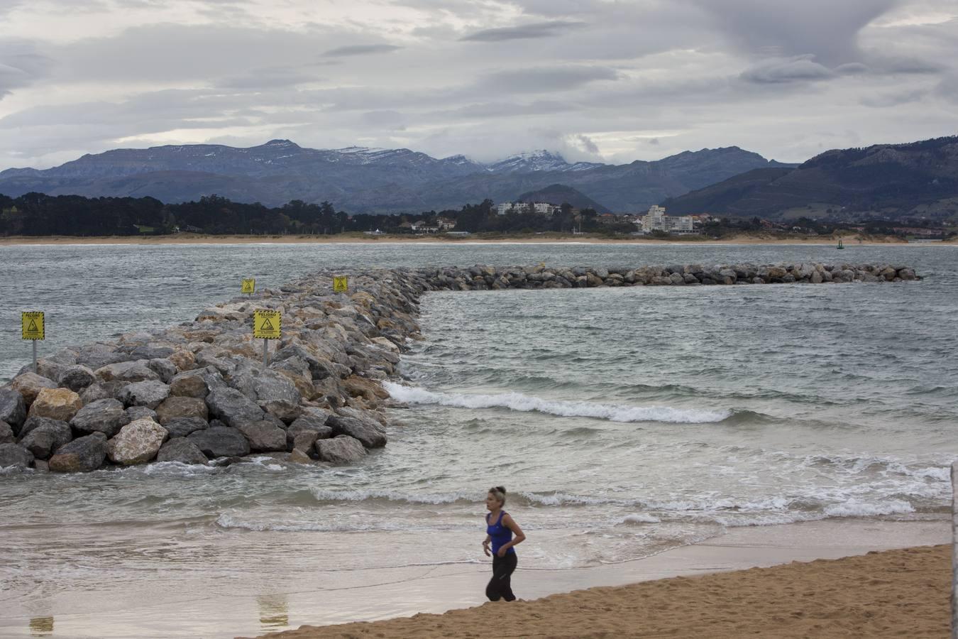 ARCA vincula los espigones al modelo urbanístico del anulado Plan General de Santander