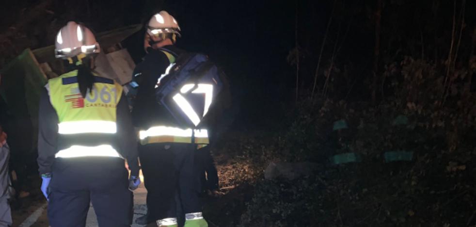 Muere un hombre tras sufrir un accidente con un tractor en Gibaja