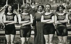 Así se han vestido las deportistas desde el siglo XIX