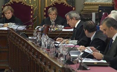La Fiscalía desmenuza el plan violento del 'procés' antes de interrogar hoy al «jefe» Junqueras