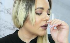 Un maquillaje con mucho amor y productos de Rihanna