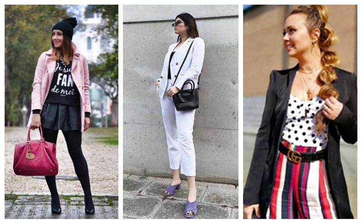 Tres blogueras cántabras ponen a la venta sus armarios