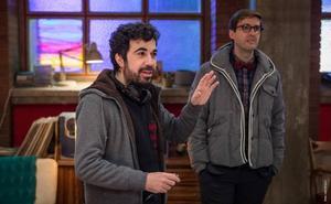 Paco Caballero: «El reparto de 'Perdiendo el este' me ha hecho más fuerte»