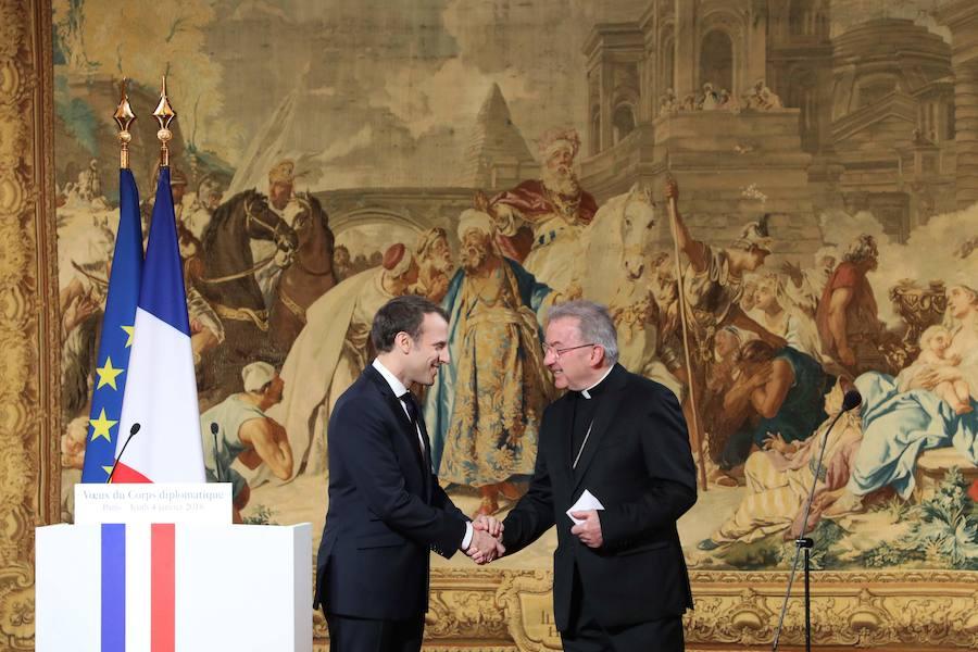 Francia investiga al nuncio papal por una acusación de agresión sexual