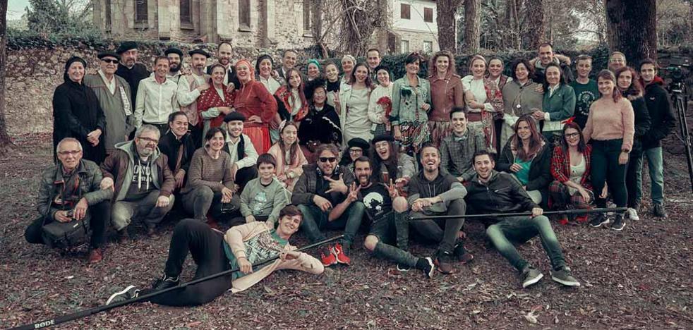 'Cuando el río suena', la primera serie de Cantabria, se estrena este domingo