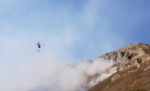 El Ejército ya está en Cantabria para luchar contra los incendios