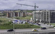 Un total de 530 viviendas se construyen en el área de Santander en la actualidad