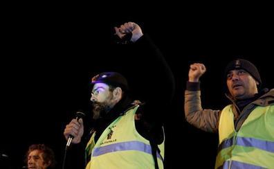 'Chalecos amarillos' cuestionados por insultos antisemitas y ataques contra la Policía