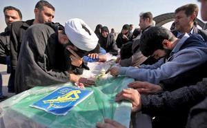 Las guerras internas desangran Irán