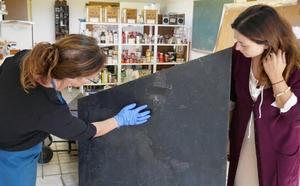 Cien obras en la muestra de las colecciones del MAS y la Fundación Caja Cantabria