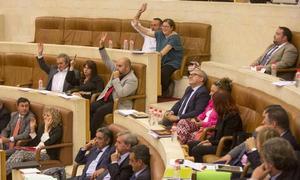 El Gobierno regional cerrará la legislatura sin sacar adelante once leyes en cartera