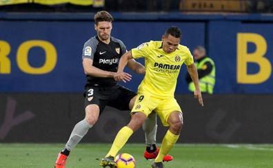 El Villarreal toma aire a costa del Sevilla
