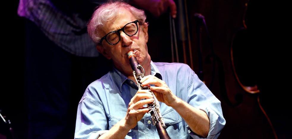 Woody Allen dará tres conciertos en España