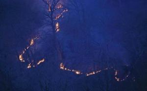 Los incendiarios abrasan la región