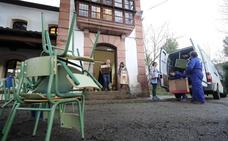 Los alumnos de Ruente y Ucieda, afectados por el argayo, podrán volver a su colegio el 5 de marzo