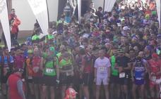 La Marcha del Norte reunió a más de mil participantes, entre ellos Igor Astarloa y José Iván Gutiérrez
