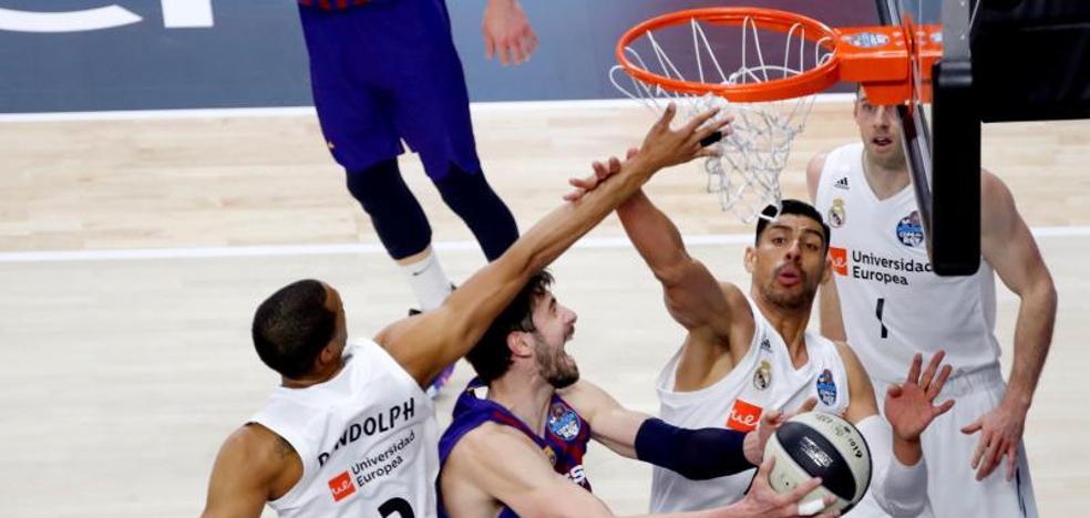 La ACB y los árbitros asumen «errores arbitrales graves» pero eso no calma al Madrid