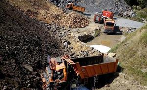 Los accidentes laborales que necesitaron de una baja aumentaron un 3,2 % en Cantabria