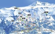 Una avalancha sepulta a una decena de personas en una estación de esquí suiza