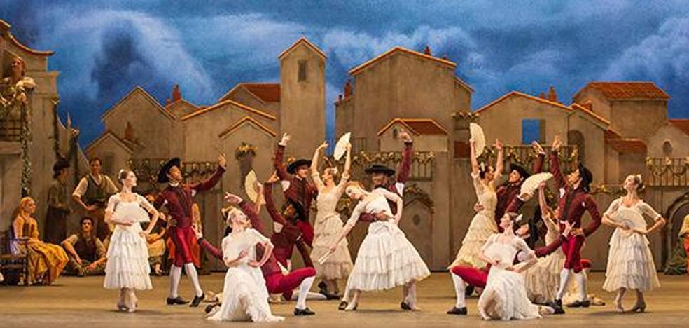 El 'Don Quijote' del Royal Ballet, en directo en Santander y Reinosa