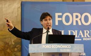 Sigue en directo la intervención de Jaime González en el Foro Económico