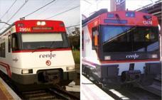 Renfe confirma que hoy traslada uno de los trenes de Cercanías a Valladolid