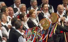 La Gala del Folclore cántabro se celebrará el 21 de marzo con 200 artistas sobre el escenario