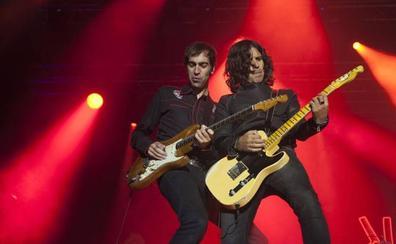 Rulo y la Contrabanda actuarán en Gredos junto a Rod Stewart y The Waterboys