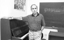 Fallece el compositor cántabro Nobel Sámano a los 85 años