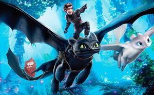 'Cómo entrenar a tu dragón 3', un espectáculo audiovisual para cerrar la trilogía