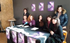 20 actividades de formación y acciones en la calle precederán a la huelga del 8M de las asambleas feministas de Cantabria