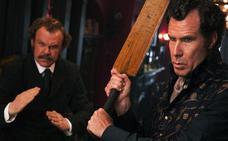 'Holmes y Watson' y otros estrenos