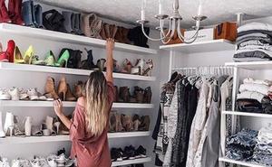 Las cinco claves para decorar con éxito tu vestidor